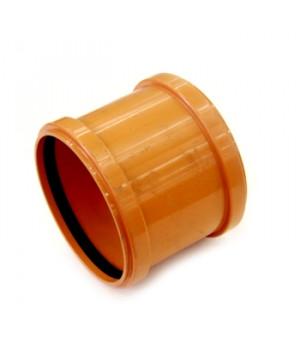 Муфта 110 мм наружная канализационная