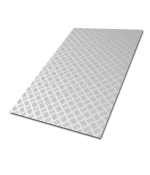 Лист алюминиевый квинтет 1,2х1500х3000 мм