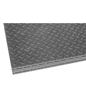 Лист рифлёный 2500х1250х3 мм ЧЕЧЕВИЦА
