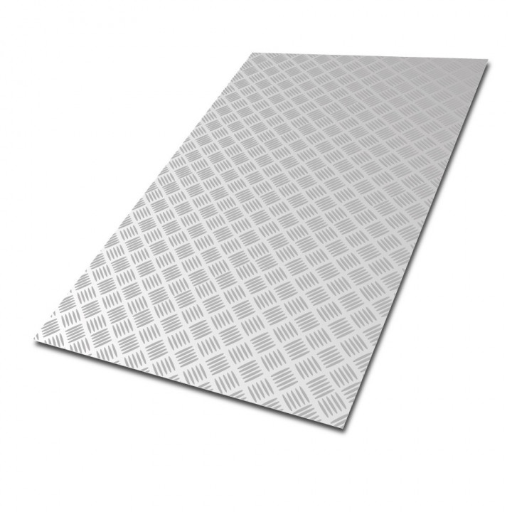 Лист алюминиевый квинтет 1,5х1500х3000 мм