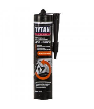 Герметик каучуковый черный 310 мл для кровли TYTAN