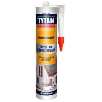 Герметик силиконовый черный 310 мл Универсальный TYTAN