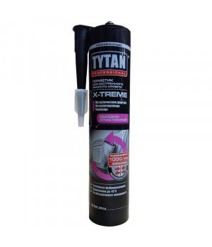 Герметик каучуковый бесцветный 310 мл для кровли X-treme TYTAN