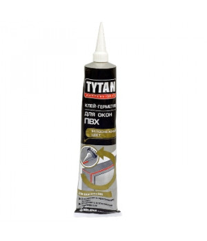 Клей Tytan белый 200 гр для окон ПВХ