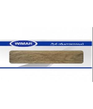 Плинтус Wimar серия с мягким краем 817 Дуб Обыкновенный (2,5м)