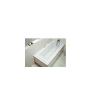 """Ванна акриловая """"CREA"""" 160х75 см Cersanit белая, без ножек"""