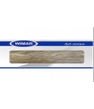 Плинтус Wimar серия с мягким краем 809 Дуб Эллора 86 мм (2,5м)