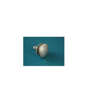 Заглушка для умывальника металлик Филд