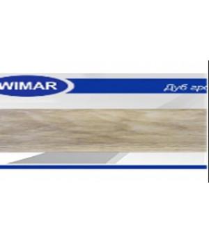 Плинтус Wimar серия с мягким краем 810 Дуб Гроссо 86 мм (2,5м)