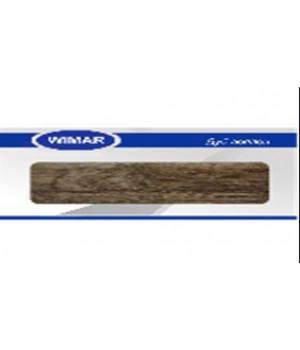 Плинтус Wimar серия с мягким краем 820 Дуб Асплен (2,5м)