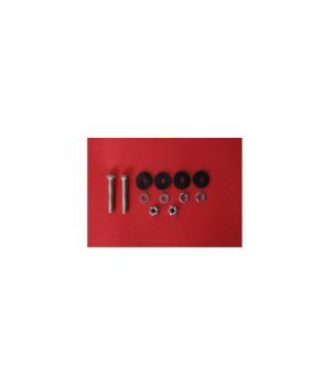 Крепеж бачка к унитазу (Винт 8х70 мм) Филд, пара