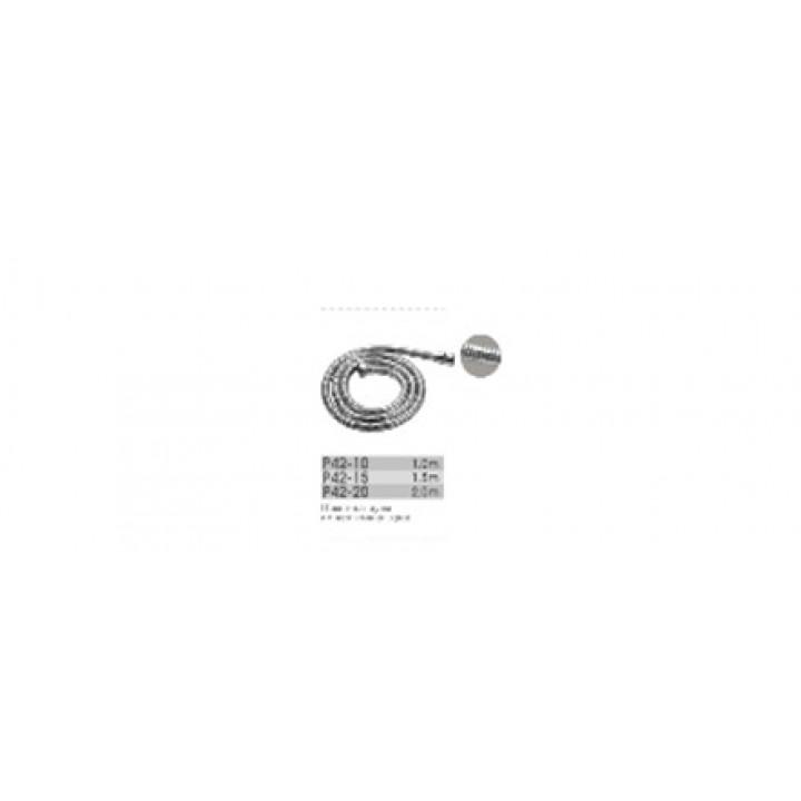 Шланг душевой 200 см импорт/импорт Potato P42-20