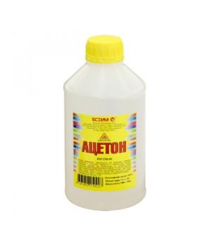 Растворитель Ацетон 1 л