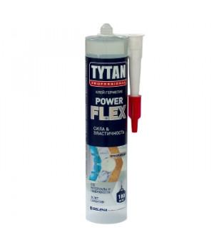 Жидкий гвоздь Tytan Power flex бесцветный 290 мл