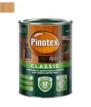 Пропитка для дерева защитная Pinotex Classic дуб 1 л