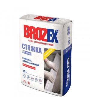 Ровнитель для пола BROZEX NF 40 25 кг М-200 для внутренних работ