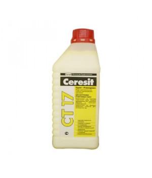 Грунтовка Ceresit CT17 1л глубокого проникновения