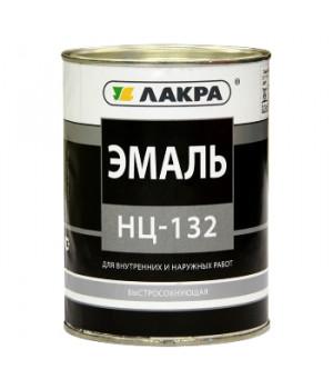 Эмаль НЦ-132 Лакра белая 0,7 кг