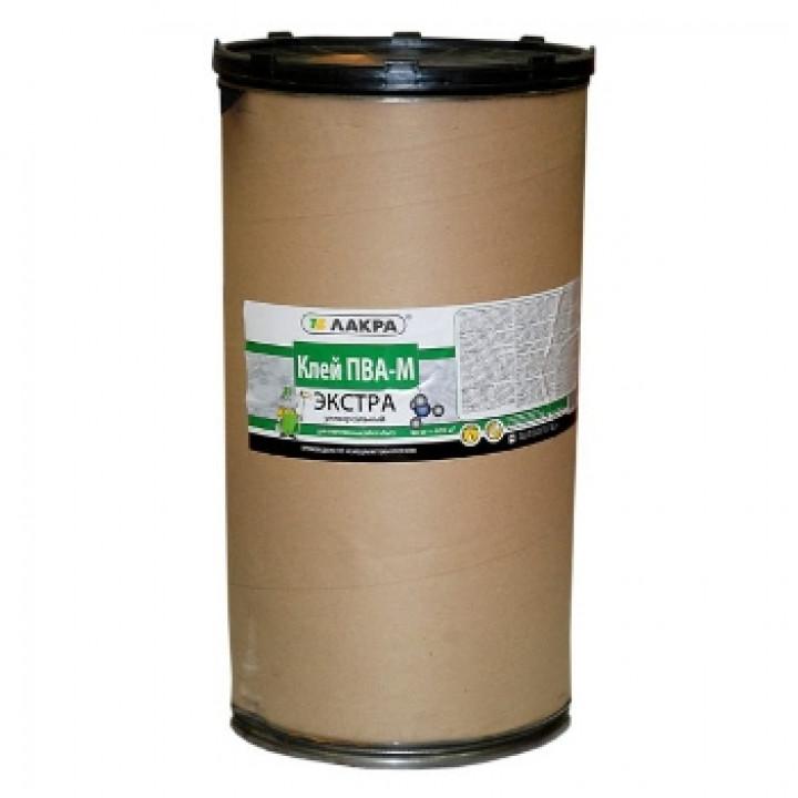 Клей ПВА-М Экстра универсальный 40 кг Лакра