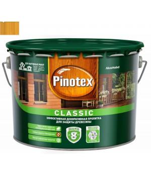 Пропитка для дерева защитная Pinotex Classic калужница 9 л