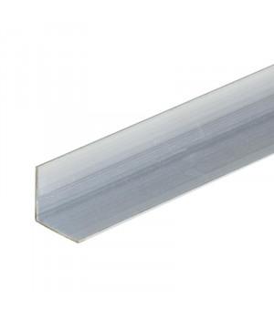 Профиль уголок алюминиевый 25х25х1,5 мм