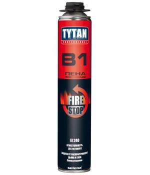 Пена монтажная профессиональная TYTAN B1 огнестойкая 750 мл