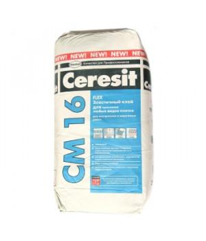 Клей для плитки CM16 25 кг Ceresit