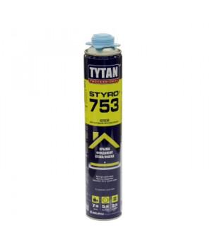 Клей для наружной теплоизоляции Tytan Styro 753, 750 мл