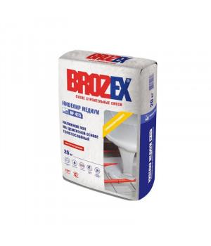 Ровнитель для пола BROZEX NF-415 Нивелир Медиум 20 кг