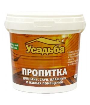Пропитка для бань и саун Усадьба У-409, 1 кг
