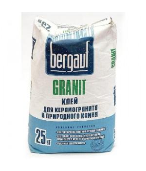 Клей для плитки Keramik Granit 25 кг Bergauf