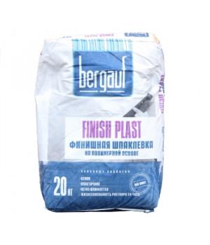 Шпатлевка полимерная Bergauf Finish Plast 20 кг