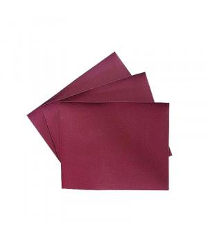 """Набор шлифовальной бумаги с напылением из оксида алюминия №600 230х280 мм """"888"""""""
