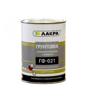 Грунт ГФ-021 Лакра красно-коричневый 1 кг