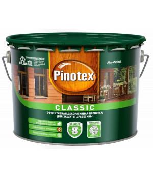 Пропитка для дерева защитная Pinotex Classic бесцветная 9 л