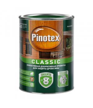 Пропитка для дерева защитная Pinotex Classic бесцветная 1 л