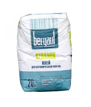 Клей для плитки Pro Keramik 20 кг Bergauf