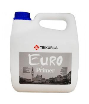 Грунтовка Евро Праймер 3 л