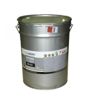 Грунт ГФ-021 Лакра красно-коричневый 20 кг