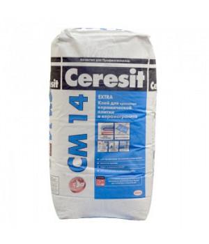 Клей для плитки CM14 extra 25 кг Ceresit