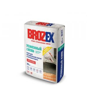 Клей для плитки усиленный BROZEX KS 111 25 кг