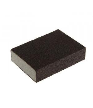 """Губка шлифовальная (средняя) с напылением из карбида кремния """"888"""""""