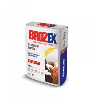 Кладочная смесь BROZEX Огнеупор KF 22 18 кг