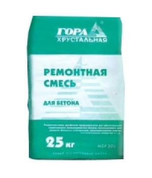 Ремонтная смесь для бетона МБР 400, 25 кг