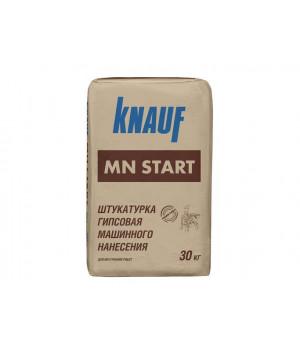 Штукатурка гипсовая МН-Старт Кнауф белая, 30 кг