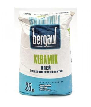 Клей для плитки Bergauf Keramik 20 кг