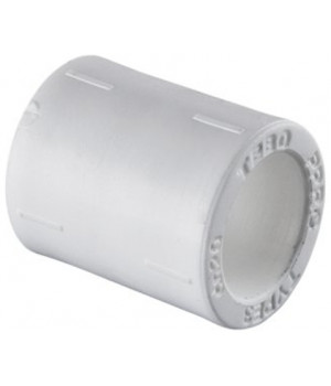 Муфта пп 25 мм соединительная TEBO