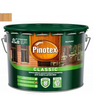 Пропитка для дерева защитная Pinotex Classic дуб 9 л