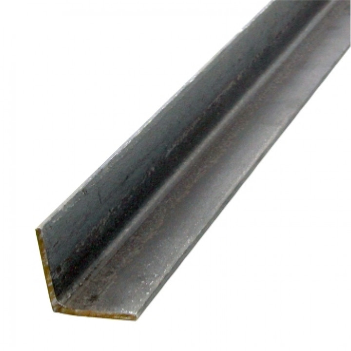 Уголок стальной 40х40-4 мм, ст3пс, 3 м