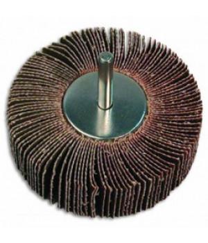 """Круг шлифовальный лепестковый со шпилькой 80х25 мм, зерно 80 """"888"""""""